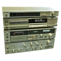 Technics Stack System (Silver) Hire