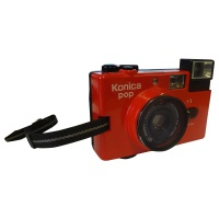 Konica Pop 35mm Camera Hire