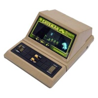 Retro Toys Tomy Cave Man Handheld Game