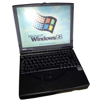 Dell Latitude XPi CD Laptop Hire