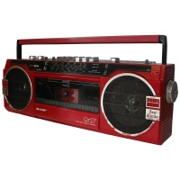 Sharp QT27 Stereo Radio Cassette Recorder