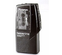 Office Equipment Olympus Pearlcorder S700 Microcassette Recorder