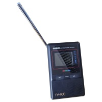 TV & Video Props Casio TV-400 LCD Pocket Colour Television