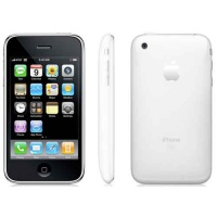 Apple iPhone 3GS - White Hire