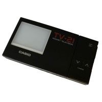 TV & Video Props Casio TV-21 Liquid Crystal Pocket Television