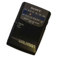 Sony FM/AM SRF-49 Walkman Hire