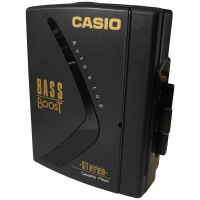 Casio W-880 Personal Stereo Cassette Player Hire
