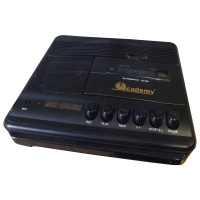 Academy Cass-Recorder CR-106 Tape Recorder