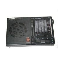 Sony ICF-7600A Radio Hire