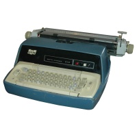 SCM Smith Corona 410 Typewriter Hire