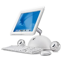 Apple iMac G4 - iLamp Hire