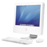 "Computer Props Apple iMac G5 - 24"" Screen (2004 Model)"