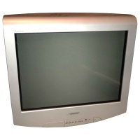 TV & Video Props Sony Trinitron Colour TV KV-21LT1U