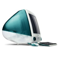 Apple iMac G3 - Bondi Blue Hire
