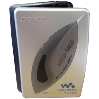 Sony WM-EX190 Walkman Cassette Player Hire