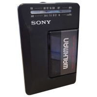 Sony WM-F2015 Radio Cassette Player
