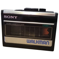 Sony WM-31 Cassette Player Hire