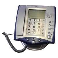 BIG Button LCD Touch Screen Phone Hire