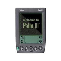 Palm III Personal Organiser  Hire
