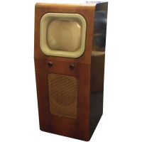 Pye Wooden Case Television Hire