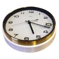 Metamec Electronic Dependable Clocks