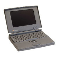 Computer Props Apple Powerbook 100