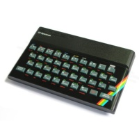 Sinclair ZX Spectrum Hire