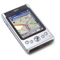 PDA's & Electronic Books Acer n35 Windows GPS PDA