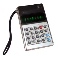 Sharp EL-811 Calculator Hire