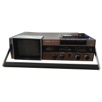 Sony FX-412UK TV/Radio Receiver/Cassette Recorder