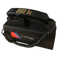 Motorola 4500X Brick Mobile Phone Hire
