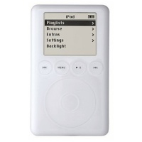iPod - 3rd Generation Hire