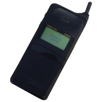 Motorola Micro TAC International 8400 Mobile Phone Hire