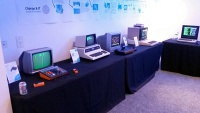 Corporate Event - Retro Gaming Timeline Hire