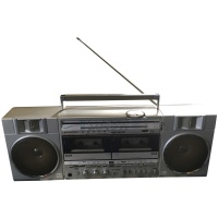 Sharp GF 500 E Boom Box Hire