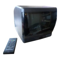 TV & Video Props Ferguson A10R Portable Television