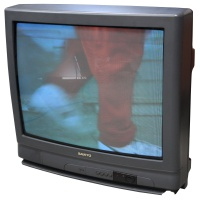 "TV & Video Props Sanyo 25MT2 24"" TV"