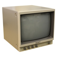 "TV & Video Props Sony 8"" Monitor - SSM-930CE"