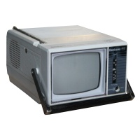 "TV & Video Props Benkson 4.5"" PTV  portable TV"