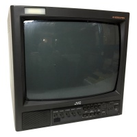 "TV & Video Props JVC BM-H1400PN - 14"" Broadcast Video Monitor"