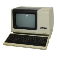 DEC VT-101 Terminal - Digital Equipment Corporation Hire