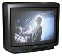 "TV & Video Props Sony 27"" Trinitron Television - KV-X2972U"