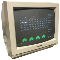 TV & Video Props Philips CM8833 Mk1 Computer Monitor