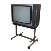 Sony TV (KV-21XMTU) on Stand Hire