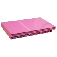 Playstation 2 Slim (Pink)