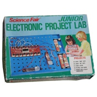 Retro Toys Junior Electronic Project Lab