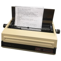 Smith Corona TP1 - Daisy Wheel Printer Hire