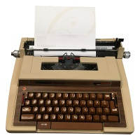 Office Equipment Smith Corona Electra Automatic Typewriter