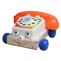 Retro Toys Fisher Price Chatter Telephone