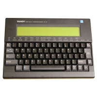 Tandy Portable Word Processor WP-2 Hire